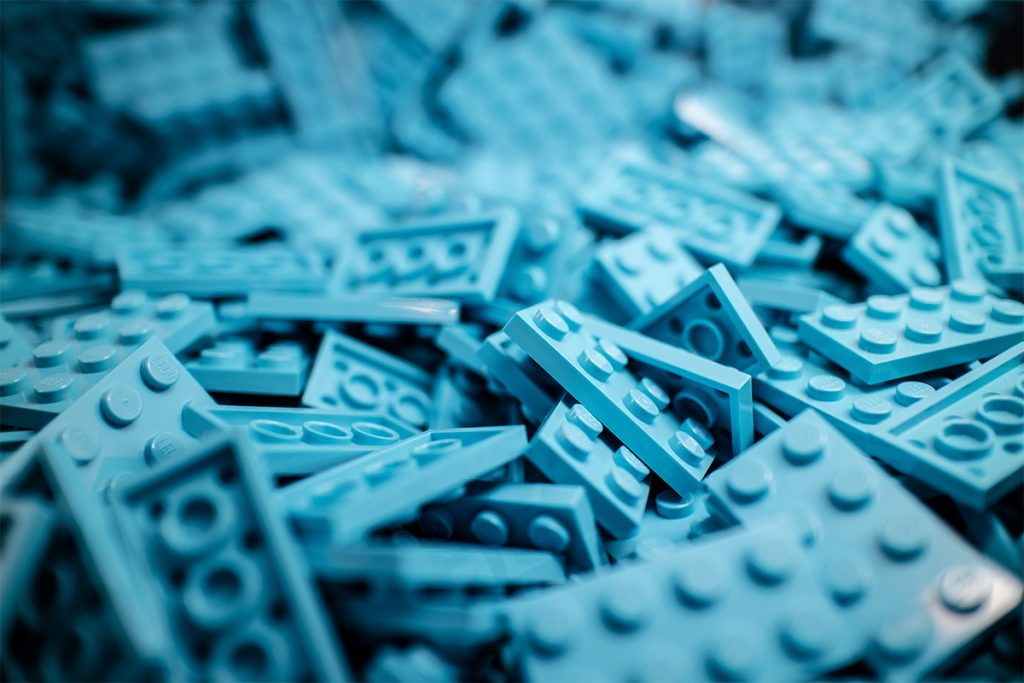 Realizamos prototipos de tus diseños en Lego
