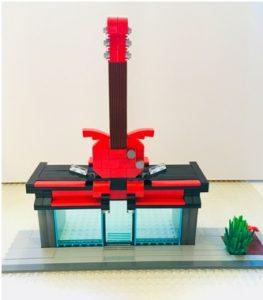 Prototipo Lego tienda para validar