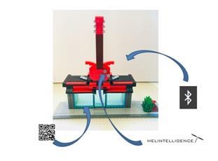 Personalización de un prototipo Lego para validar por el usuario