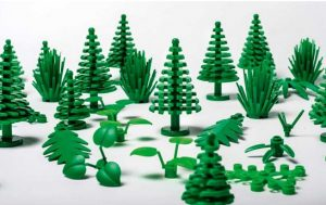 Lego Polietileno Vegetal