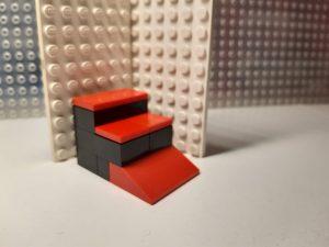Pieza Lego visión espacial. Foto Helintelligence