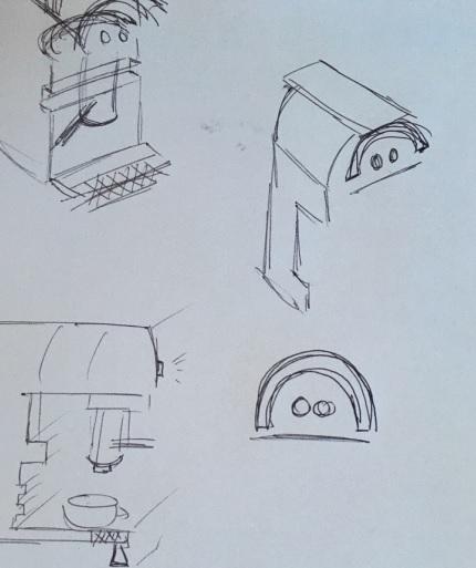 boceto dibujo diseño