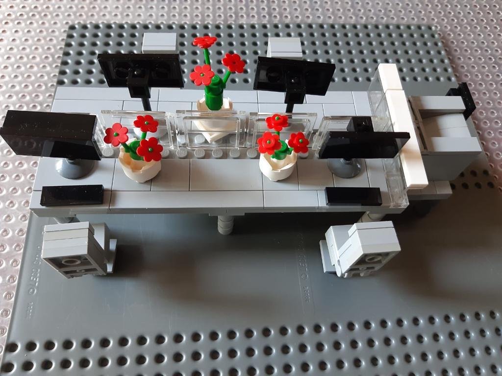 Como diseñar con una construcción de Lego ® de forma digital - Helintelligence